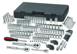 """GearWrench  1/4"""", 3/8"""", and 1/2"""" Drive 165-Piece SAE/Metric"""