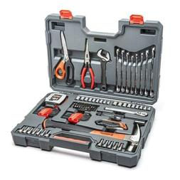 Crescent 101 Piece General Purpose Tool Set, SAE & Metric -