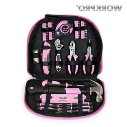 WORKPRO 103PC Hand Tool <font><b>Set</b></font> Home Tool Ki