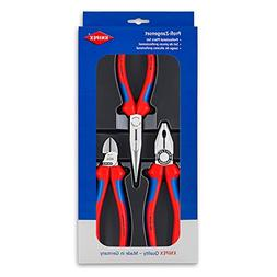 """Knipex 00 20 11""""Assembly"""" Pliers Set"""