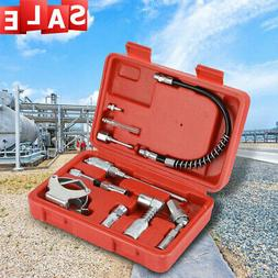 11PCS Replacement Grease Gun Adapter Fitting Lubrication Acc