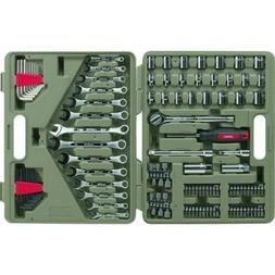 Crescent 128-Piece Tool Set,No CTK128MPR,  Apex Tool Group L