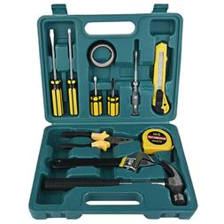 12PCS Precison Tools Home Improvement Homeowner's Tool Kits