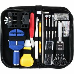 Vastar 147 Pcs Watch Repair Kit Professional Spring Bar Tool