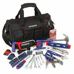 WORKPRO 156-Piece Home Repair Tool Set - Daily Use Hand Tool