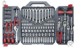 Crescent 170 Pc. General Purpose Tool Set - Closed Case - CT