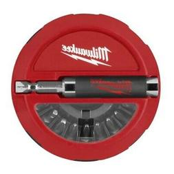 Milwaukee 48-32-1700 Insert Bit Screw Driving Set, 20-Piece