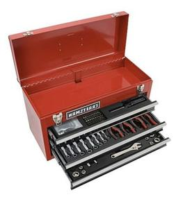 Craftsman 178 piece Mechanics Tool Set with 3  drawer Metal