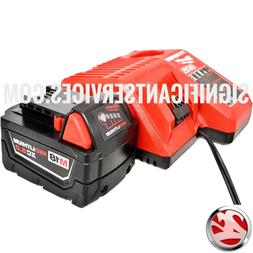 Milwaukee 48-59-1850 M18 Xc 5.0 Starter Kit