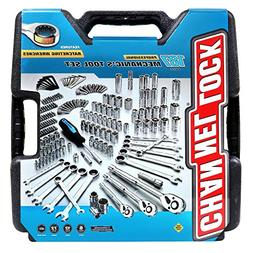 187 pcs. - Channellock Professional Mechanic's Tool Set
