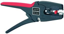 KNIPEX Tools 12 42 195, 7 ¾-Inch Insulation Stripper for Me