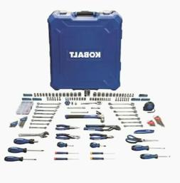 Kobalt 200-Piece Household Tool Set with Hard Case