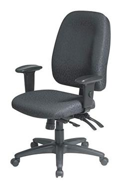 WorkPro 2000 Series Multifunction Fabric High-Back Chair, Bl