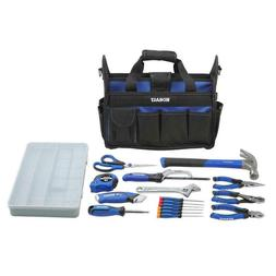 BRAND NEW!!!  Kobalt 22-Piece Household Tool Set with Soft C