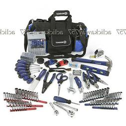 230 Pc Kobalt Household Toolset Wrench Carrying Case Socket