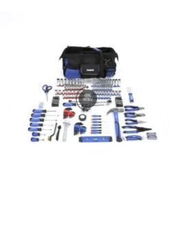 Kobalt 230-Piece Household Tool Set With Soft Case Brand New