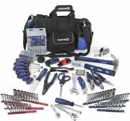 Kobalt 230-Piece Household Tool Set with Soft Case 75-pc Soc