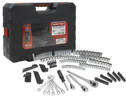 Craftsman 230 Piece Metric Mechanic Hand Tool Set Kit 230pc