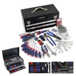 WorkPro 239-Piece All-Purpose Home Repair Tool Kit Home Impr