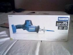 24v max brushless one handed recip saw