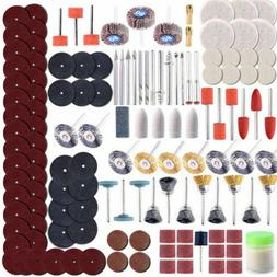 350pcs Rotary Tool Accessory Kit For Gri