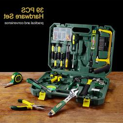 39Pcs Precison Tools Home Improvement Homeowner's Kits Hardw