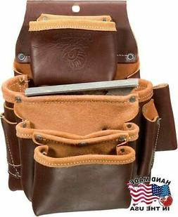 Occidental Leather 5062LH 4 Pouch Pro Fastener Bag - Left Ha