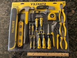 Stanley 62-Piece Mixed Hand Tool Set With Bag - STHT75985