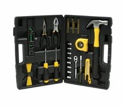 Stanley 65-Piece Homeowner's Tool Kit Set in Case SAE and Me