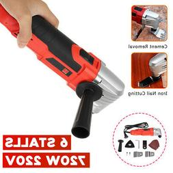 720W Variable Speed Swing Tool Set Trimmer Sanding Polish Os
