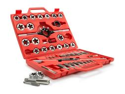 TEKTON 7561 Tap and Die Set, Metric, 45-Piece 7561