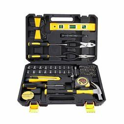 78PCS Home Improvement Tool Kit, Household repairing Mixed T