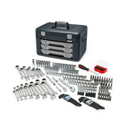80944 Gearwrench 232 Pc. Mechanics Tool Set in 3 Drawer Stor