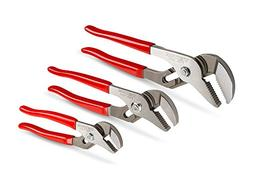 TEKTON 90394 Tongue and Groove Pliers Set,7, 10 and 12-3/4-I