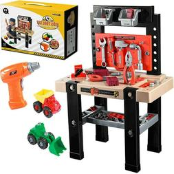 91 IN 1 Simulation Repair Tool Set Gift for Boys Kids Child