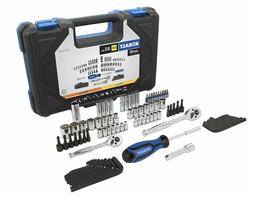 Kobalt 93-Piece 1/4 & 3/8-Inch Drive Mechanic's Tool Set w/H