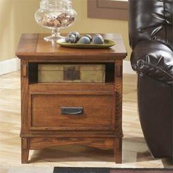 Ashley Furniture Signature Design - Cross Island End Table -