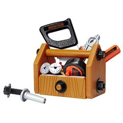 BLACK+DECKER Junior Deluxe Tool Set with Toolbox - 42 Piece