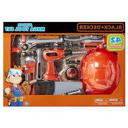 Black & Decker Jr. Mega Tool Set