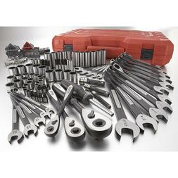 Craftsman 153pc Universal MTS Mechanic Tool Set SAE Inch Met