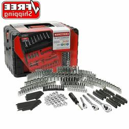 Craftsman 320-Piece Mechanic Tool Set w/ Case, Socket Wrench