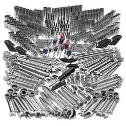 Craftsman tools 444 pc Mechanics Tool Set wrenches sockets r