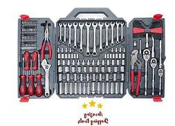 Crescent Mechanics Tool Set 170 Piece General Purpose Case K