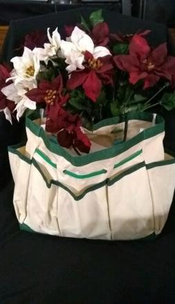 GARDEN TOOLS Storage bagwith two free garden tools