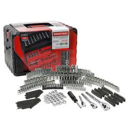 Craftsman 320 Piece Mechanic's Tool Set With 3 Drawer Case B
