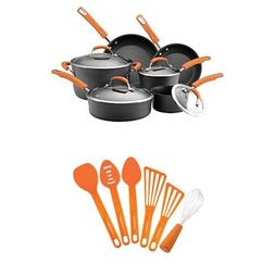 Rachael Ray Hard Anodized II Nonstick Dishwasher Safe 10-Pie