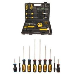 Stanley 94-2 48 Homeowners Tool Kit 65 Piece Home Improvemen