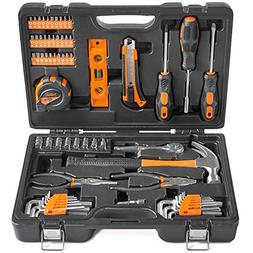 VonHaus 65 Piece Homeowners DIY Tool Kit - General Household