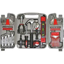Apollo Home Tools 53-Piece Household Tool Kit, All in 1 Hand