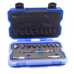 Armstrong 15-350 3/8-Inch Drive 6 Point Inch-SAE Socket Set,